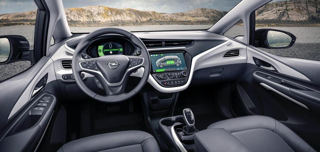 Шанувальники аплодують стоячи! Нові електромобілі Opel ...