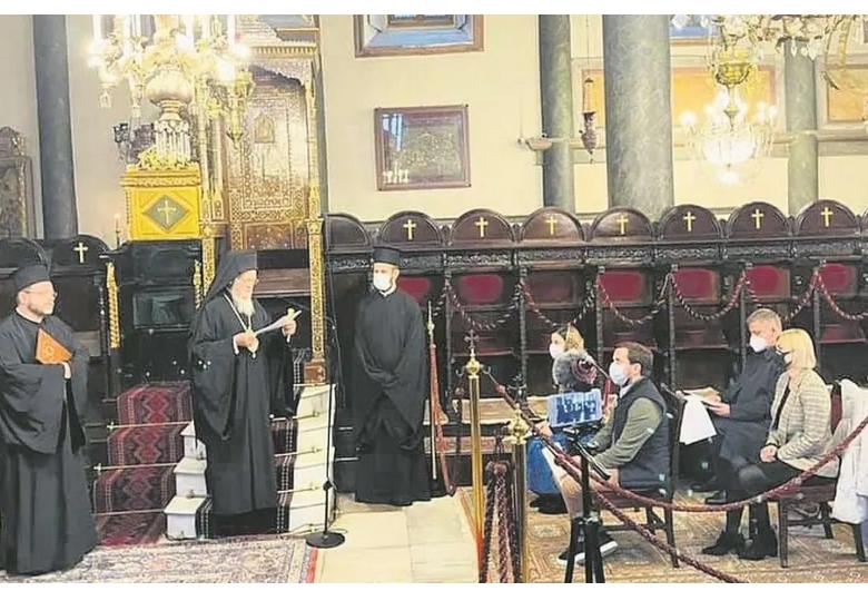 Візит в Україну Вселенського патріарха – небезпека для Російської православної церкви