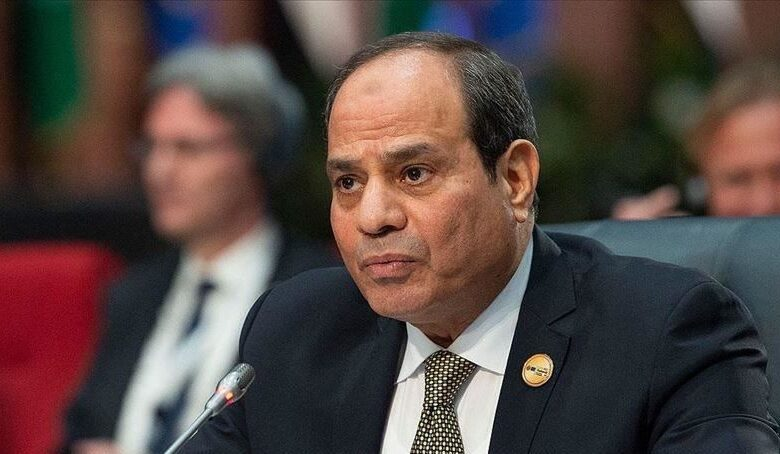 Зеленський обговорив з президентом Єгипту поставки української продукції на ринки АРЄ